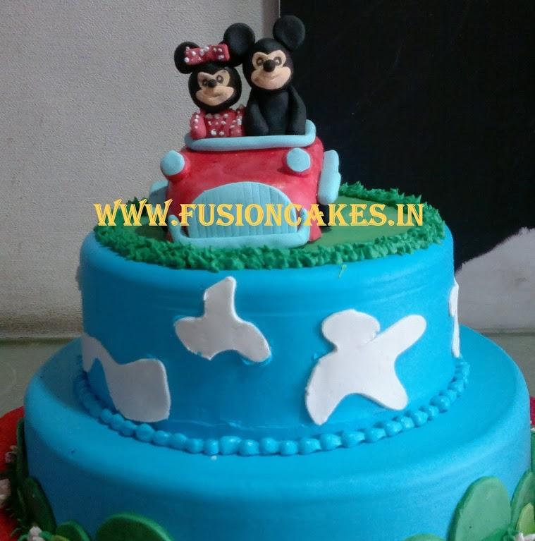 Pune cakes
