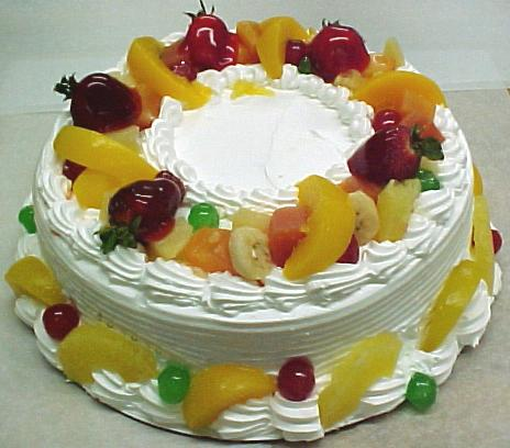 fruit cakes fresh fruit cake is a virtual feast for those who love to ...