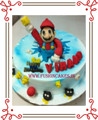 photo printed cakes
