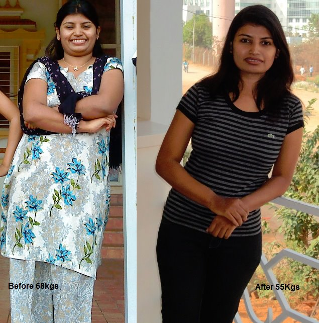 Herbalife Weight Loss Before After