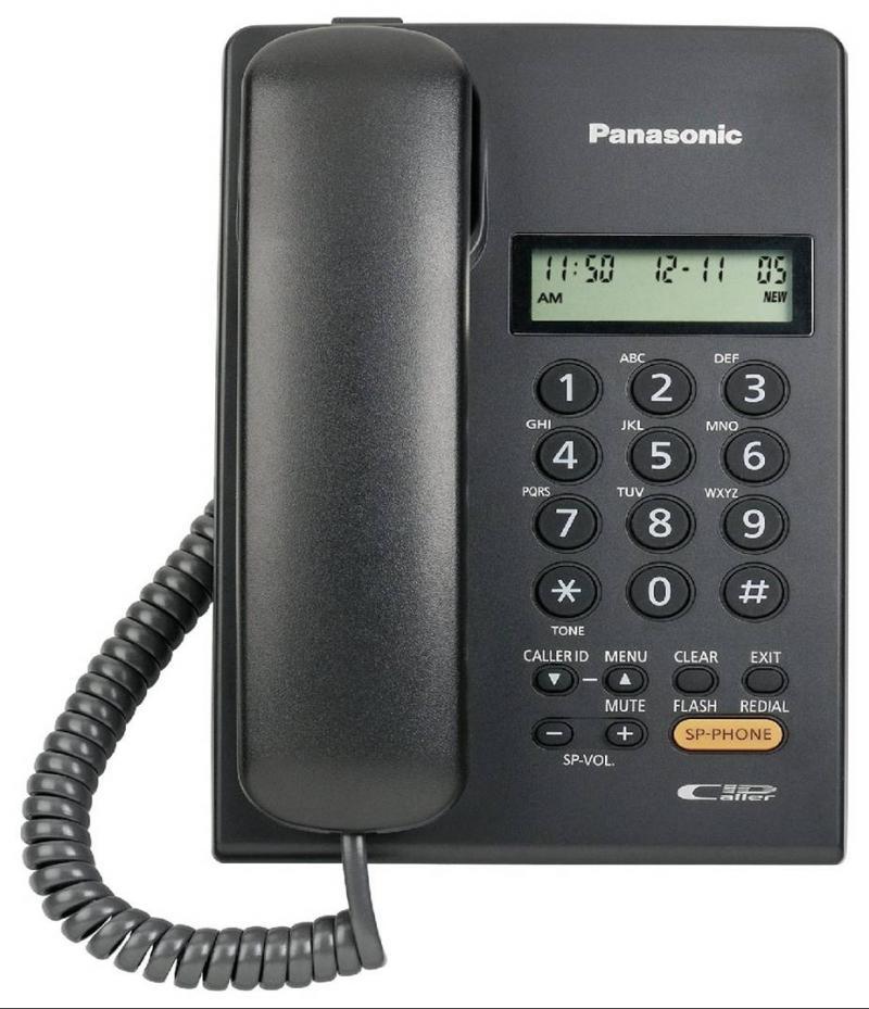 Panasonic Corded Phone KX-TS62