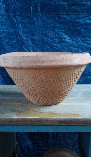 Earthen Designer Pot 2