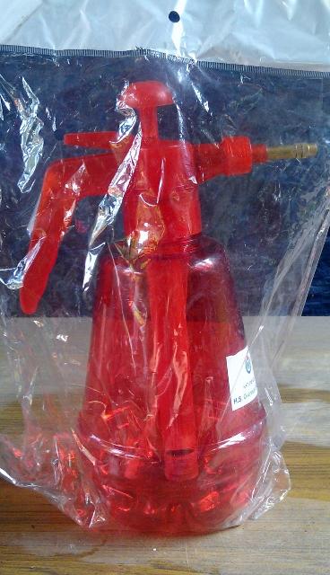 Hand spray bottle - Plastic