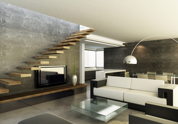 Home for Famous interior designs