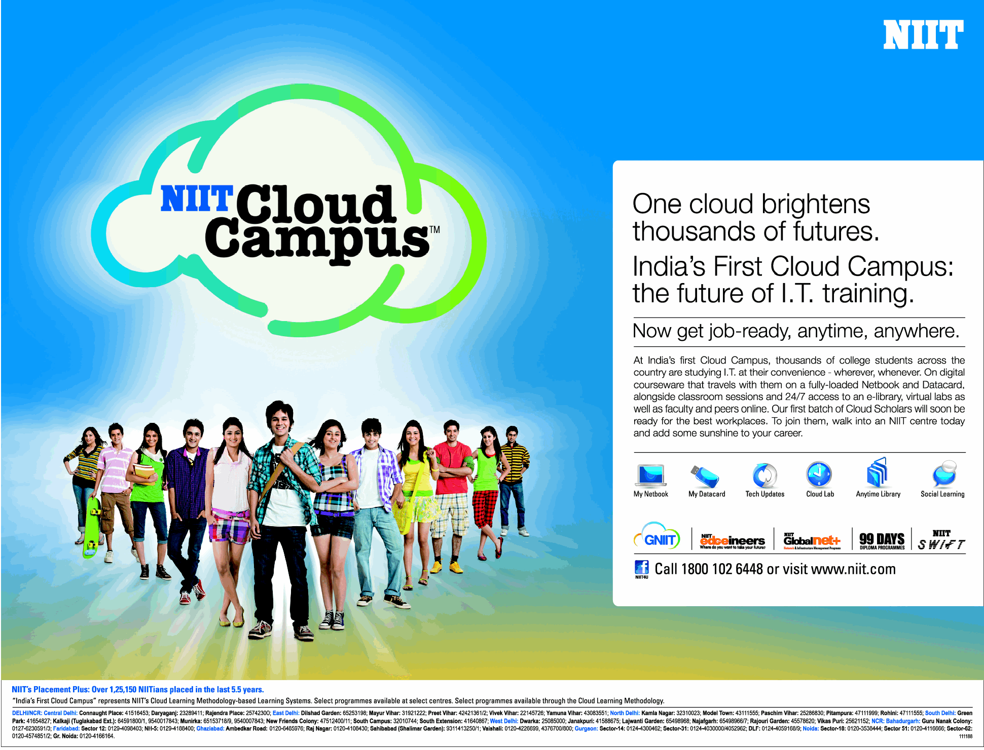 NIIT Cloud Campus