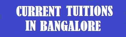 Home Tutor in Bangalore, Home Tuition in Bangalore, Teaching Job