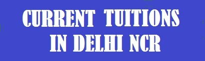 Home Tutor in Delhi, Home Tuition in Delhi, Teaching Job