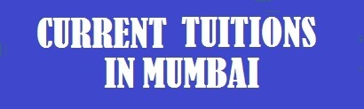 Home Tuition in Mumbai, Home Tutor in Mumbai, Teaching Job