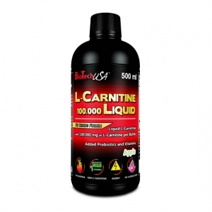 Biotech usa L-CARNITINE PRICE INDIA