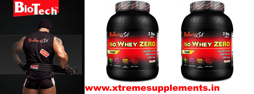 BIOTECH USA ISO WHEY ZERO INDIA PRICE