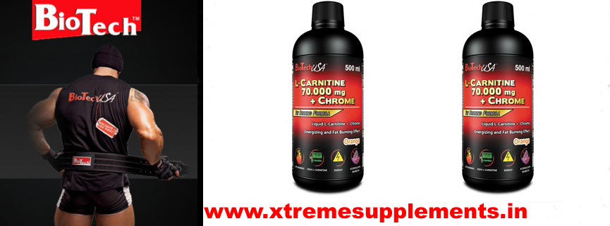 BIOTECH USA L CARNITINE LIQUID PRICE INDIA
