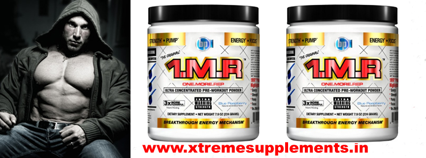 BPI 1.M.R ONE MORE RAP TOP 10 PRE WORKOUT SUPPLEMENT IN INDIA