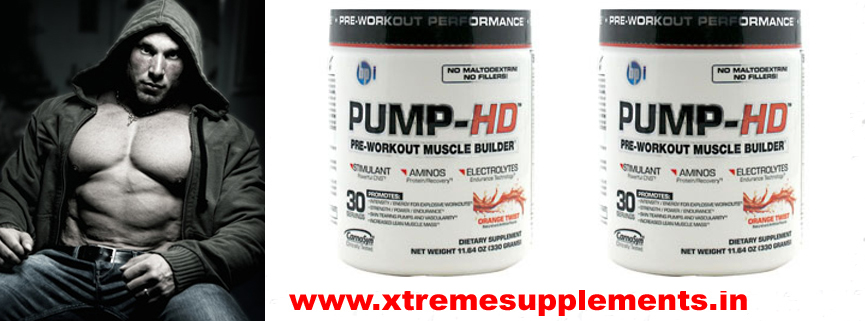 BPI SPORTS PUMP HD SUPPLEMENT PRICE INDIA