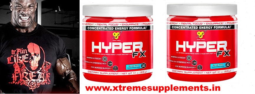 BSN HYPER FX TOP 10 PRE WORKOUT SUPPLEMENT IN INDIA