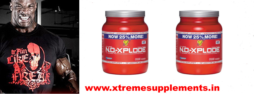 BSN NO XPLODE 2.0 PRICE INDIA