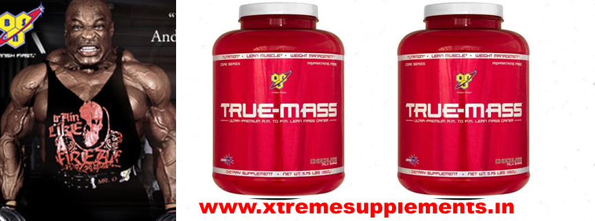 BSN TRUE MASS BEST SELLING MASS GAINER PRICE INDIA
