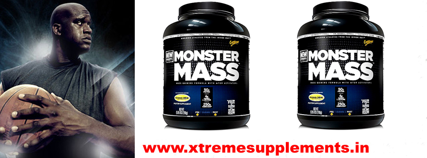 CYTOSPORTS MONSTER MASS TOP 10 WEIGHT GAINER IN INDIA