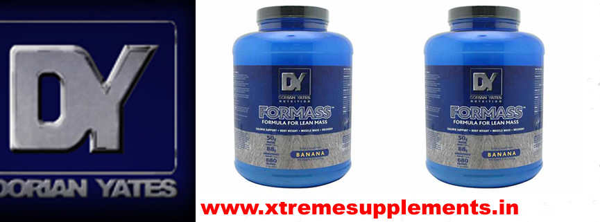DORIAN YATES FORMASS INDIA PRICE