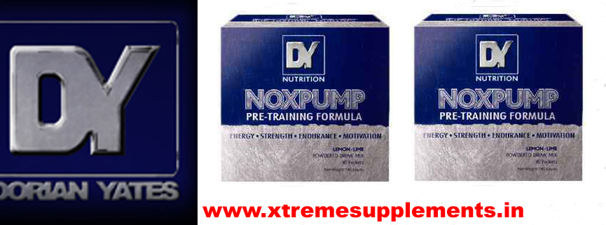 DORIAN YATES NOX PUMP PRICE INDIA