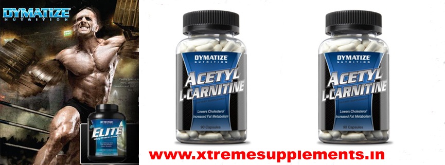 DYMATIZE ACETYL L-CARNITINE PRICE INDIA