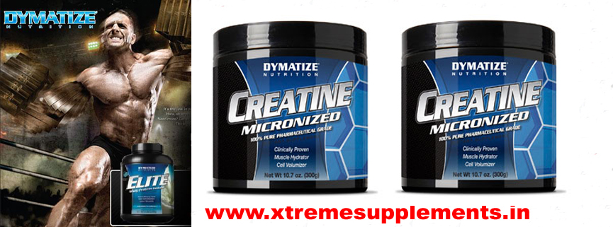 DYMATIZE MICRONIZED CREATINE BEST SELLING INDIA