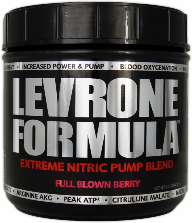 LEVRONE FORMULA EXTREME NITRIC PUMP BLEND 402 GMS INDIA PRICE