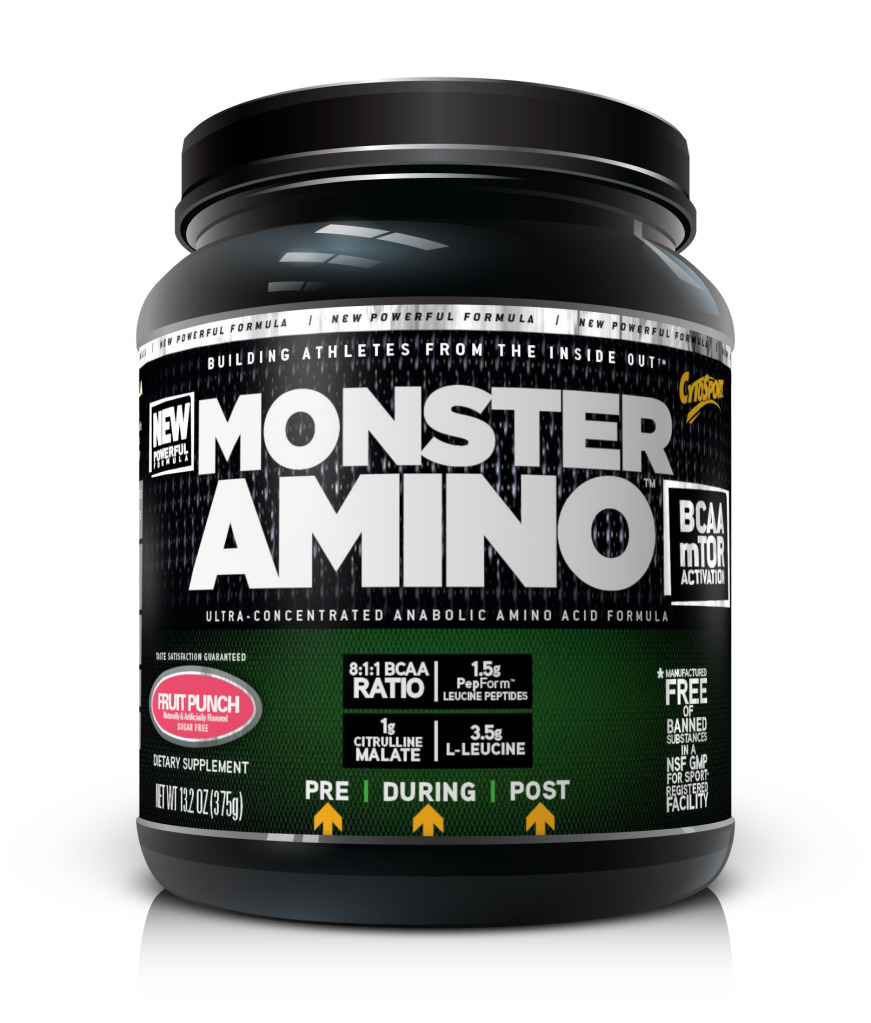 CYTOSPORTS MONSTER AMINO INDIA PRICE