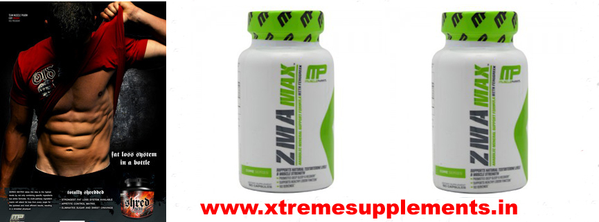 MUSCLEPHARM ZMA MAX PRICE INDIA