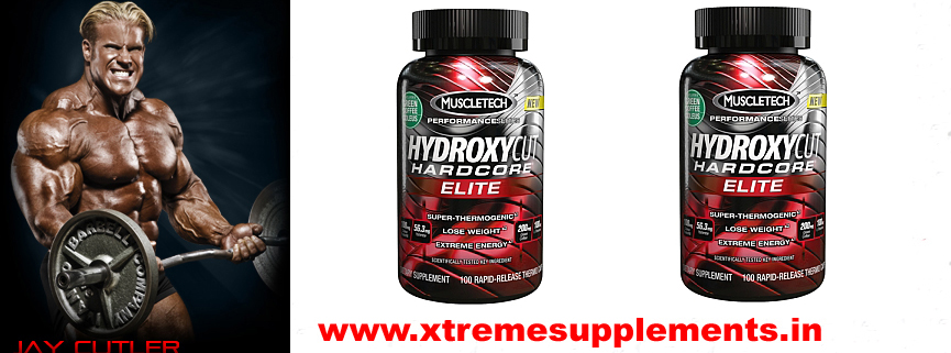 MUSCLETECH PERFORMANCE HYDROXYCUT HARDCORE ELITE 100 CAPSULES PRICE INDIA DELHI