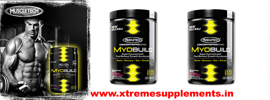 MUSCLETECH MYOBUILD PRICE INDIA