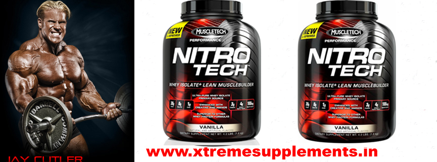 MUSCLETECH NITROTECH PRICE INDIA