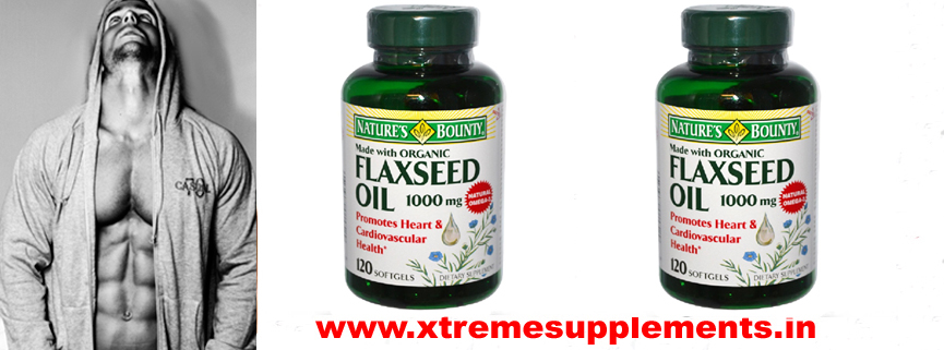 NATURE'S BOUNTY FLAXSEED OIL PRICE INDIA