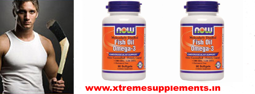 NOW FISH OIL OMEGA 3 PRICE INDIA