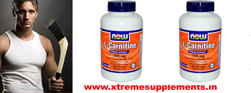NOW L-CARNITINE 180 TABLETS PRICE INDIA