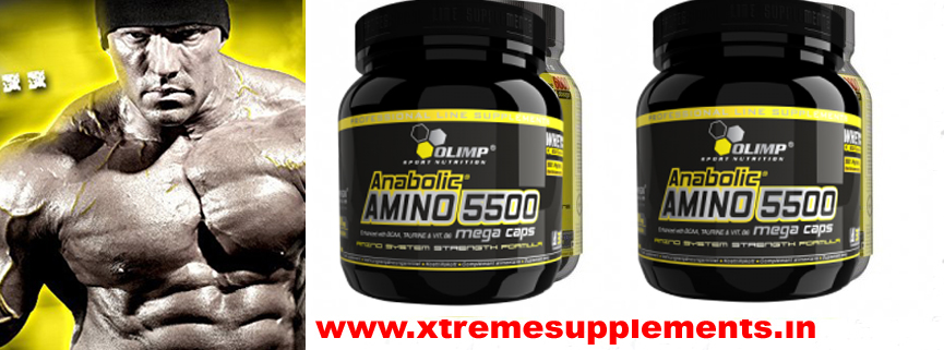 OLIMP ANABOLIC AMINO 5500 PRICE INDIA