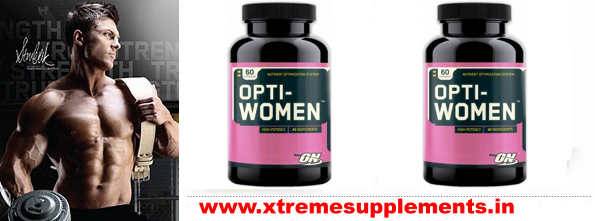 OPTIMUM NUTRITION OPTI-WOMEN INDIA PRICE