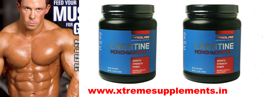 PROLAB CREATINE MONOHYDRATE 300GMS PRICE INDIA