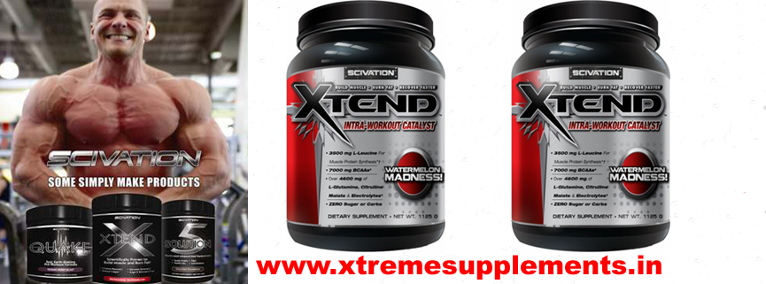 BEST SELLING POST WORKOUT SCIVATION XTEND PRICE INDIA