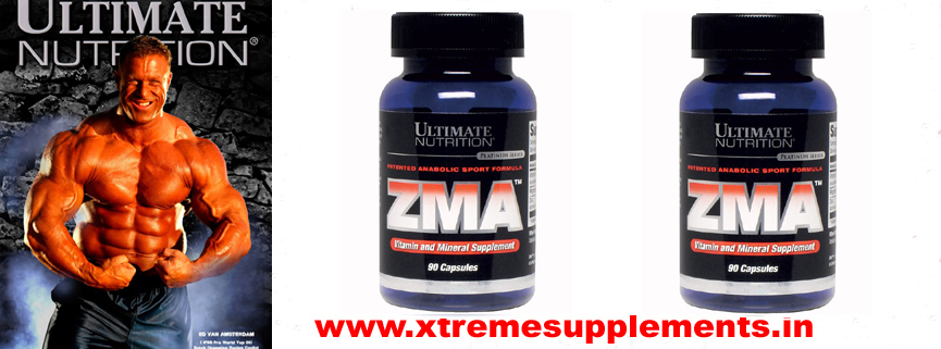 ULTIMATE NUTRITION ZMA PRICE INDIA