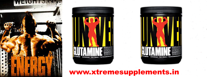 universal glutamine price india