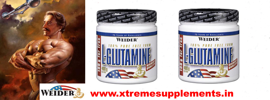 WEIDER L-GLUTAMINE INDIA PRICE